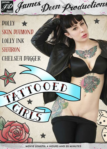 Tattooed Girls #01