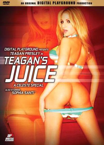 Teagan's Juice