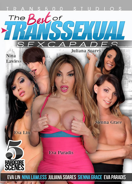 The Best Of Transsexual Sexcapades #01