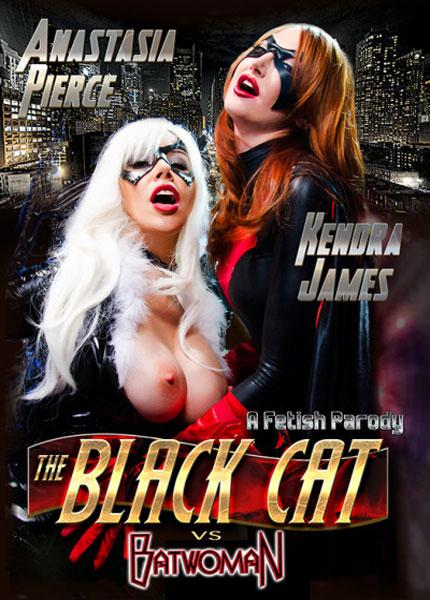 The Black Cat vs Batwoman