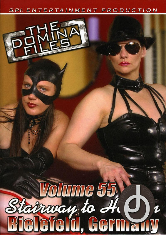 The Domina Files 55 - Stairway To Heaven