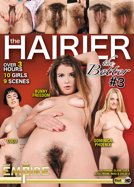 The Hairier The Better #03
