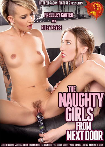 The Naughty Girls From Next Door #01