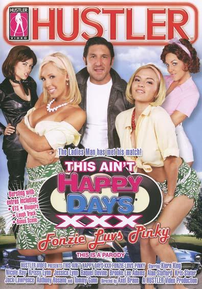 This Ain't Happy Days: Fonzie Luvs Pinkie