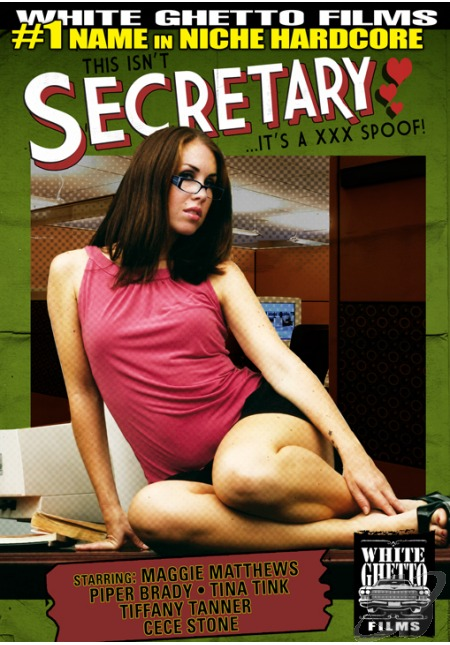 This Isn't Secretary It's A XXX Spoof