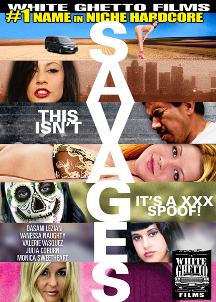 This Isn't Savages It's A XXX Spoof
