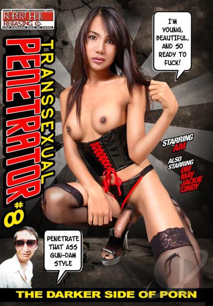 Transsexual Penetrator #08