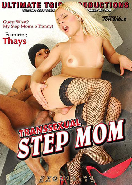 Transsexual Step Mom