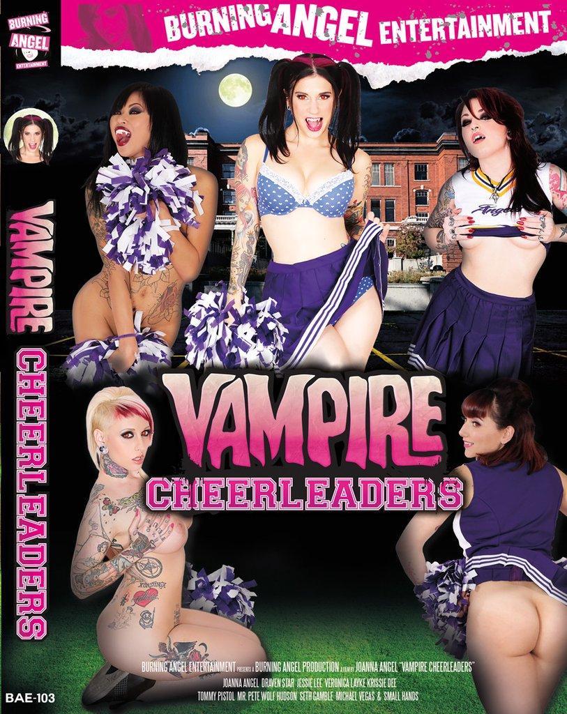 Vampire Cheerleaders