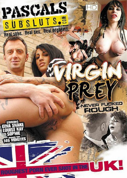 Virgin Prey Never Fucked Rough
