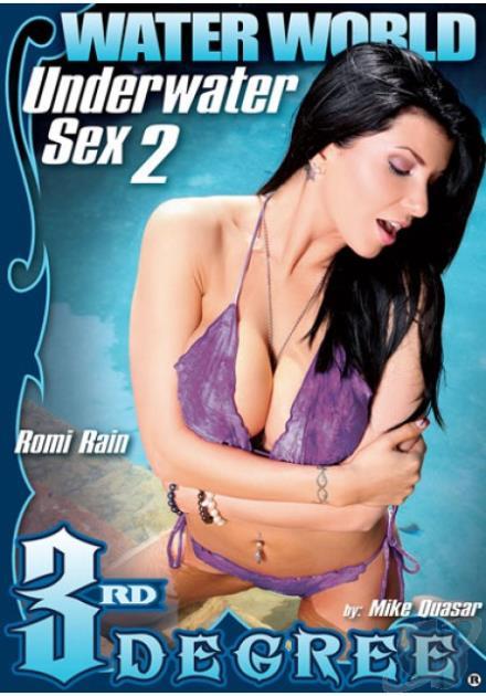Water World: Underwater Sex #02