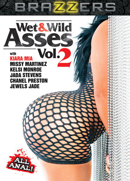 Wet & Wild Asses #02