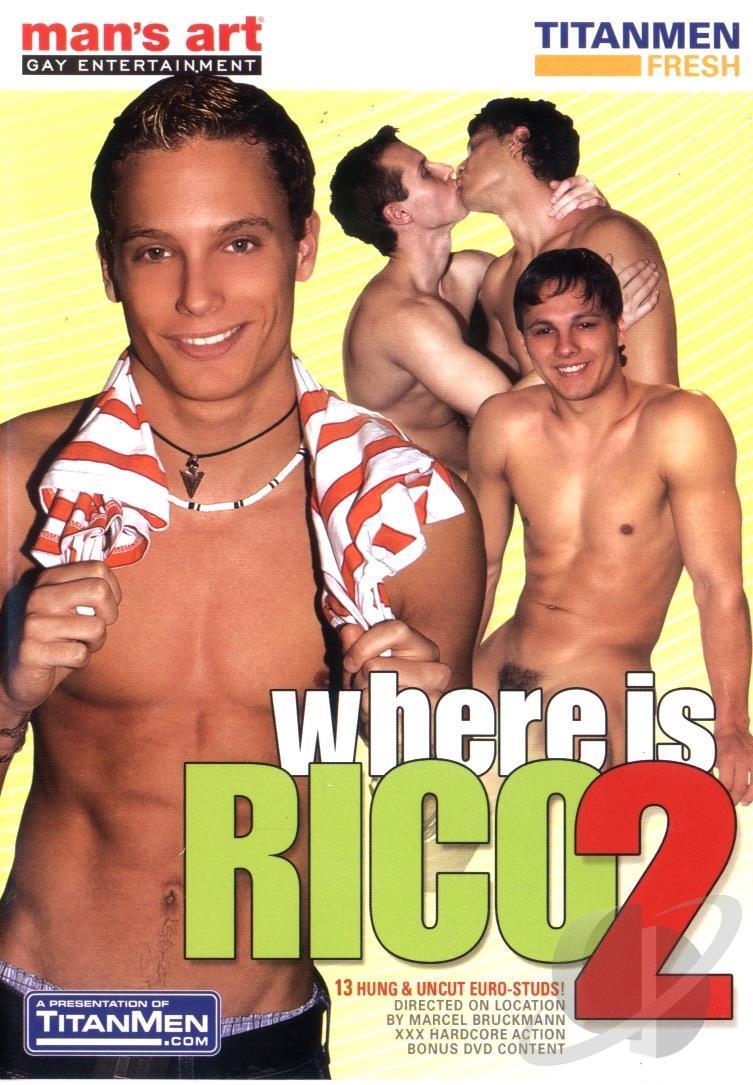 Where is Rico? #02