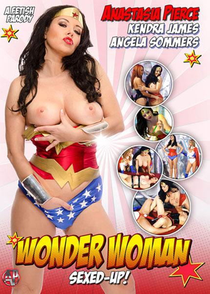 Wonder Woman: Sexed-Up