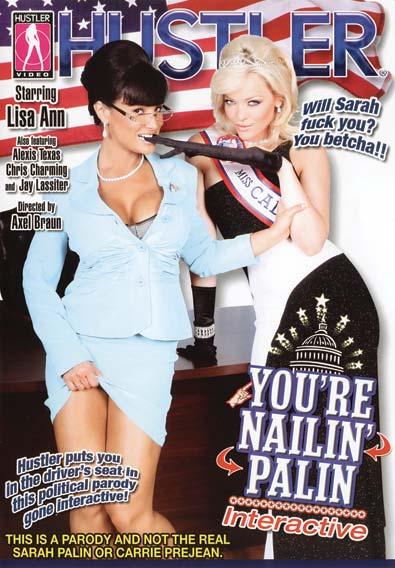 You're Nailin Palin - Interactive